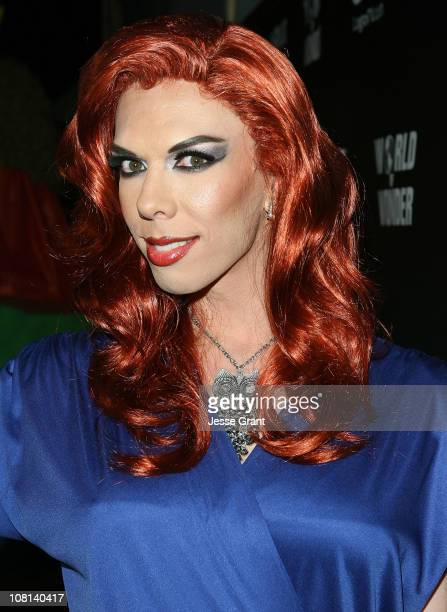 Kelly Mantle attends 'RuPaul's Drag Race' Season 3 Premiere Party sponsored by ABSOLUT at RAGE Nightclub on January 18 2011 in West Hollywood...