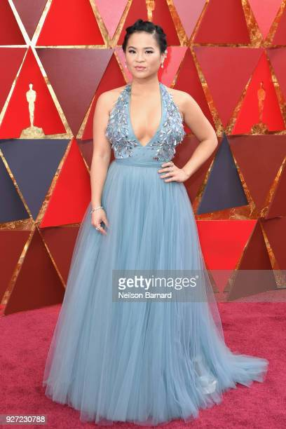 Kelly Marie Tran attends the 90th Annual Academy Awards at Hollywood & Highland Center on March 4, 2018 in Hollywood, California.