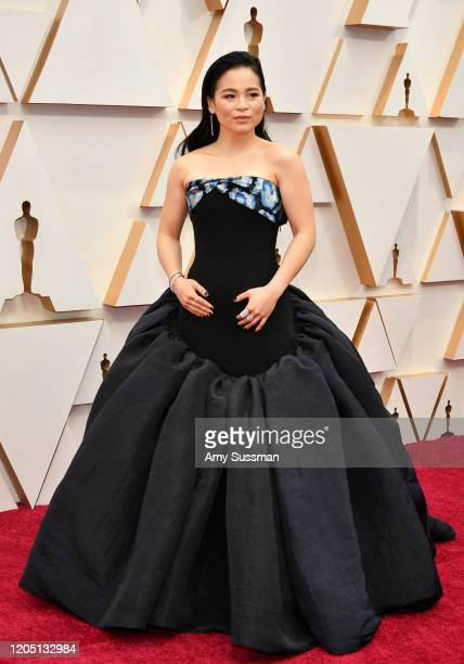 Kelly Marie Tran attends the 92nd Annual Academy Awards at Hollywood and Highland on February 09 2020 in Hollywood California