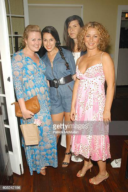 Kelly Mathis Abbey Drucker Laura Keseric and Audrey Bernstein attend Boots of Britain Birthday Party of Audrey Bernstein sponsored by Palmes D'or...