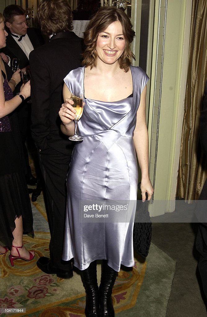Kelly Mcdonald, London Film Critics Circle Awards 2002, At The Dorchester Hotel, London