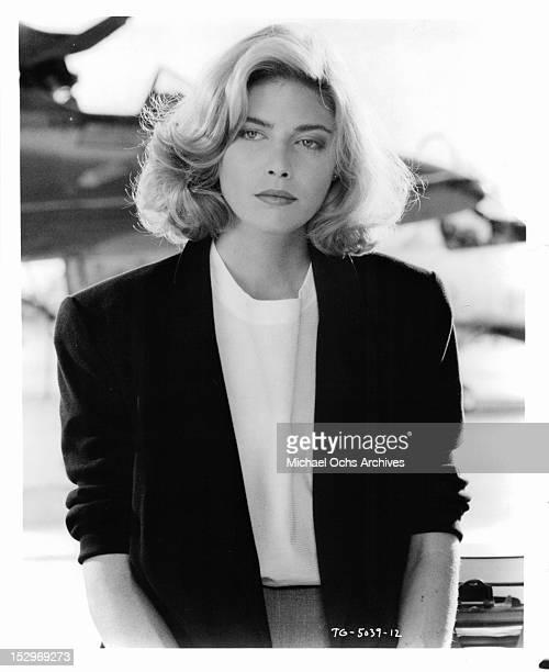 Kelly McGillis, 1986.