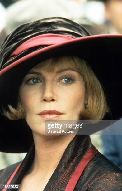 Kelly McGillis in a scene from the film 'The Babe', 1992.