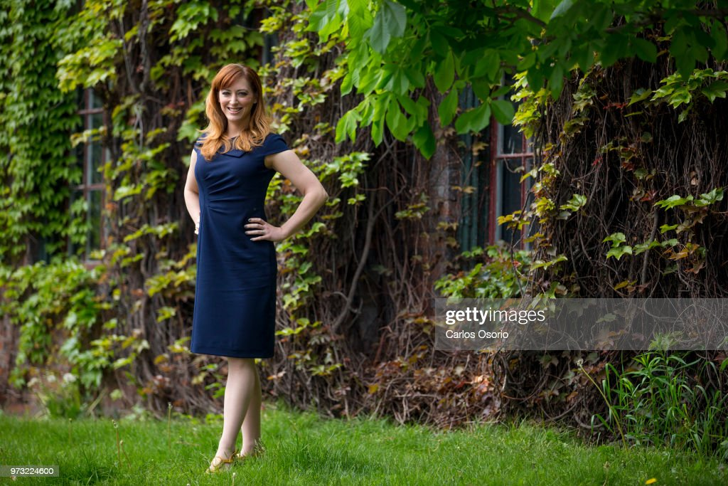 Kelly McGonigal and The Upside of Stress : ニュース写真