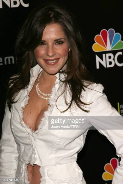 Kelly Monaco during 2005 Radio Music Awards Arrivals at Aladdin Hotel in Las Vegas CA United States