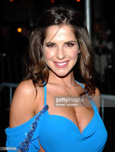 Kelly Monaco during 32nd Annual Daytime Emmy Awards Arrivals at Radio City Music Hall in New York City New York United States