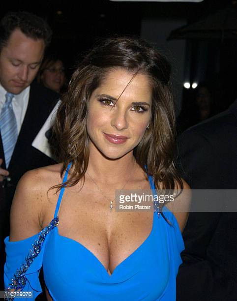 Kelly Monaco during 32nd Annual Daytime Emmy Awards Outside Arrivals at Radio City Music Hall in New York City New York United States