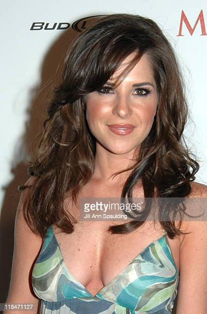 Kelly Monaco during Maxim Magazine 100th Birthday Celebration Arrivals at Tryst at Wynn Las Vegas in Las Vegas Nevada United States
