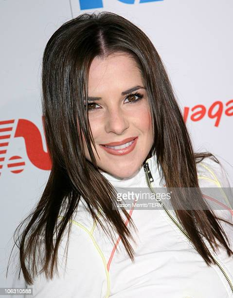 Kelly Monaco during Rebel Yell Spring Launch Party at Kitson at Kitson in Beverly Hills California United States
