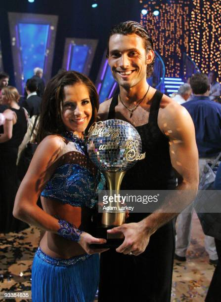 STARS Kelly Monaco was crowned Ballroom Dance Champion when 'Dancing with the Stars' aired its dazzling conclusion WEDNESDAY JULY 6 LIVE on the ABC...