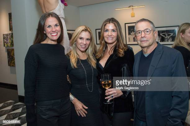 Kelly O'Connor Ramona Singer Christine Resnick and Jeff Resnick attend the Alfa Development Launch Celebration on October 12 2017 in New York City
