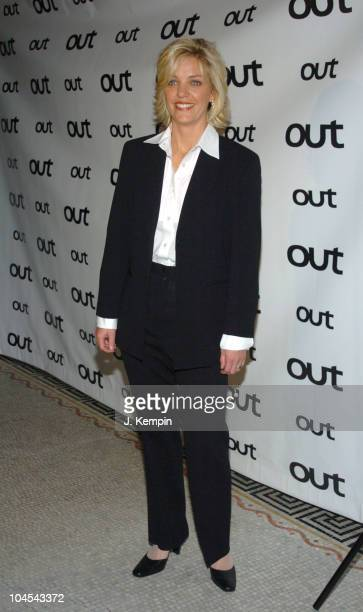 "Kelly O'Donnell during Out Magazine Celebrates the 11th Annual ""OUT 100"" Issue at Capitale in New York City, New York, United States."