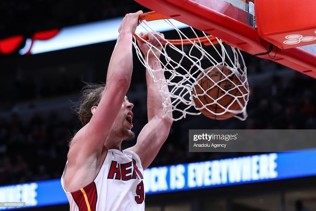 Chicago Bulls vs Miami Heat: NBA : News Photo