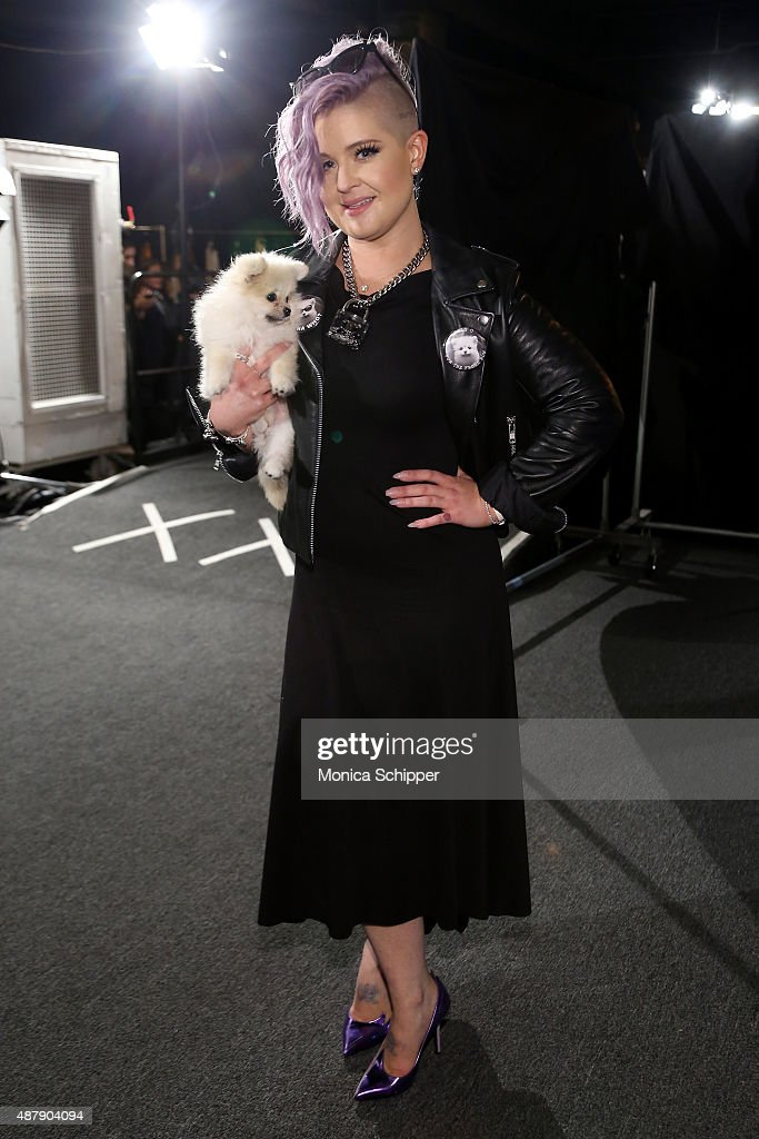 Francesca Liberatore - Backstage - Spring 2016 New York Fashion Week: The Shows : News Photo