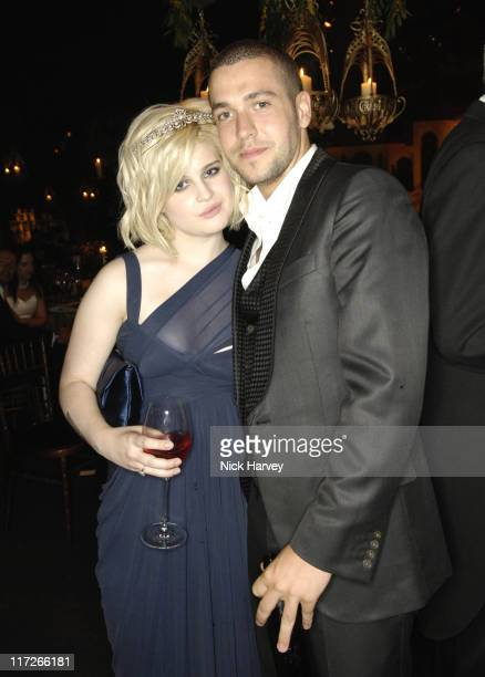 Kelly Osbourne and Shayne Ward during The 8th Annual White Tie and Tiara Ball to Benefit the Elton John AIDS Foundation in Association with Chopard...