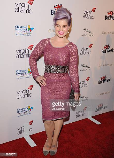 Kelly Osbourne Nude Stock Photos And Pictures  Getty Images-4388