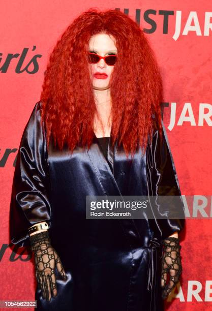 Kelly Osbourne attends Just Jared's 7th Annual Halloween Party at Goya Studios on October 27 2018 in Los Angeles California
