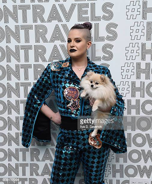 Kelly Osbourne attends Lexus Lounge At MADE New York Day 5 at Milk Studios on September 11 2016 in New York City