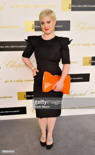 Kelly Osbourne attends The 11th Annual White Tie and Tiara Ball to Benefit the Elton John Aids Foundation in association with Chopard held at...