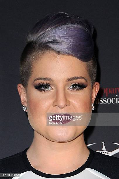 Kelly Osbourne attends the 2015 AAFA American Image Awards on April 27 2015 in New York City