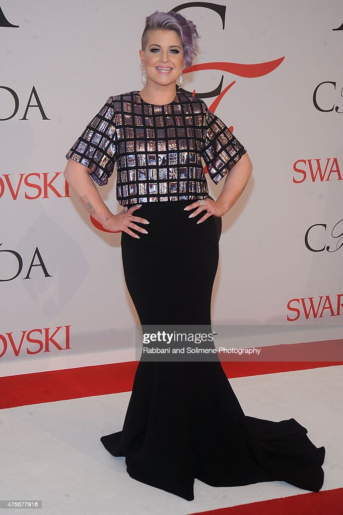 Kelly Osbourne attends the 2015 CFDA Fashion Awards at Alice Tully Hall at Lincoln Center on June 1, 2015 in New York City.