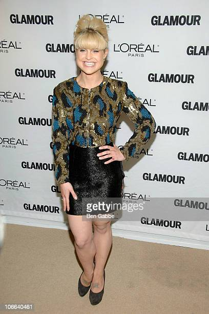 Kelly Osbourne attends the 20th annual Women of the Year awards at Carnegie Hall on November 8 2010 in New York City