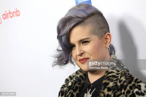 Kelly Osbourne attends the 3rd Annual Airbnb Open Spotlight at Various Locations on November 19 2016 in Los Angeles California
