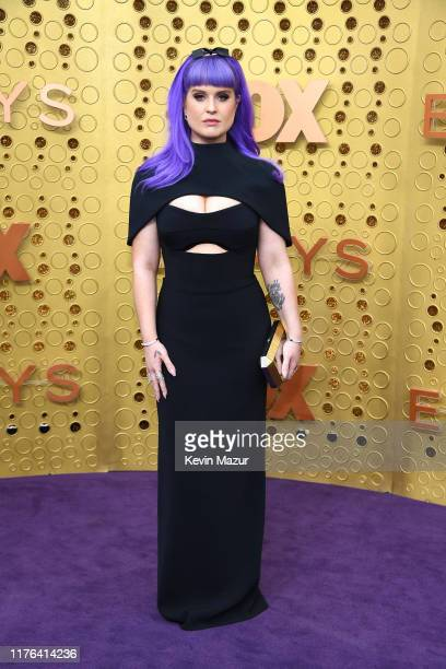 Kelly Osbourne attends the 71st Emmy Awards at Microsoft Theater on September 22 2019 in Los Angeles California