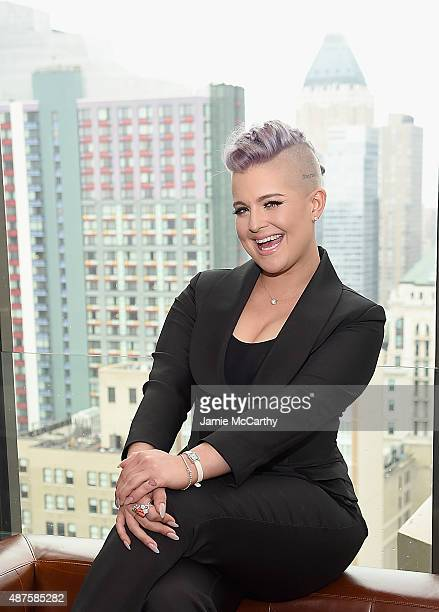 Kelly Osbourne attends the A Taste Of John Paul Ataker Presentation during Spring 2016 New York Fashion Week at The Skylark on September 10 2015 in...