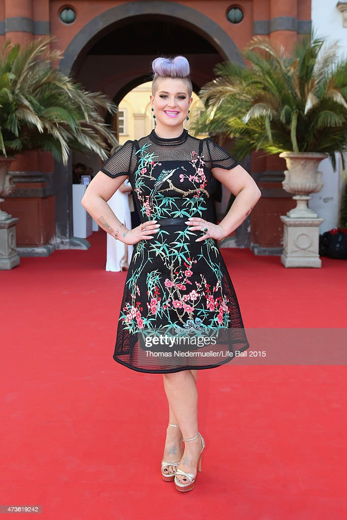 Kelly Osbourne attends the AIDS Solidarity Gala at Hofburg Vienna on May 16, 2015 in Vienna, Austria.