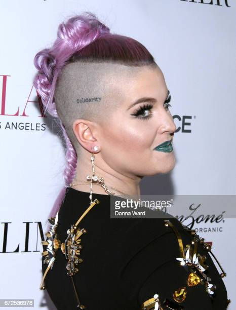 Kelly Osbourne attends the BELLA New York Spring Issue Cover Party at Bagatelle on April 24 2017 in New York City