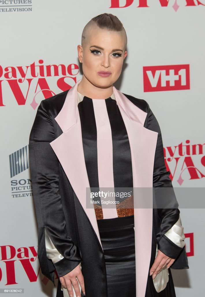 Kelly Osbourne attends the 'Daytime Diva's' New York Screening at the Whitby Hotel on June 1, 2017 in New York City.