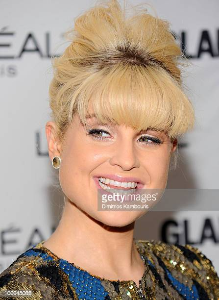 Kelly Osbourne attends the Glamour Magazine 2010 Women of the Year Gala at Carnegie Hall on November 8 2010 in New York City