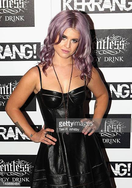 Kelly Osbourne attends the Kerrang Awards at The Brewery on June 7 2012 in London England