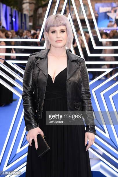 Kelly Osbourne attends the Rocketman UK Premiere at Odeon Leicester Square on May 20 2019 in London United Kingdom