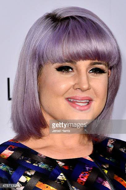 Kelly Osbourne attends the Vanity Fair Campaign Hollywood Kick Off at Sadie Kitchen and Lounge on February 28 2014 in Los Angeles California