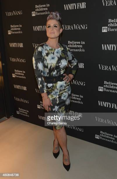 Kelly Osbourne attends Vanity Fair And Vera Wang Celebrate The Opening Of Vera Wang On Rodeo Drive on June 18 2014 in Beverly Hills California