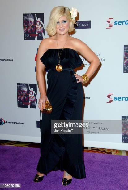 Kelly Osbourne during 13th Annual Race to Erase MS 'Disco Fever to Erase MS' Arrivals at Hyatt Regency Century Plaza in Century City California...