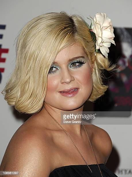 Kelly Osbourne during 13th Annual Race to Erase MS Sponsored by Nancy Davis and Tommy Hilfiger Arrivals at Hyatt Regency Century Plaza in Century...