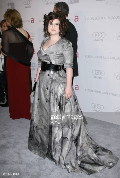 Kelly Osbourne during 15th Annual Elton John AIDS Foundation Oscar Party at Pacific Design Center in Los Angeles, California, United States.