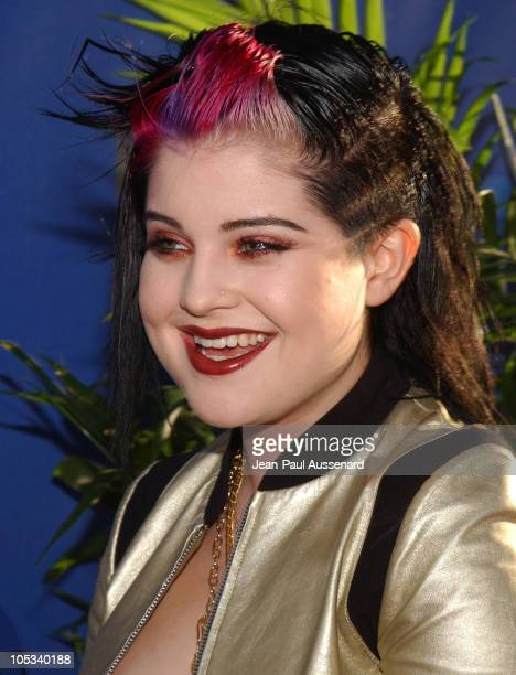 Kelly Osbourne during 2004 ABC All Star Summer Party at C2 Cafe in Century City California United States