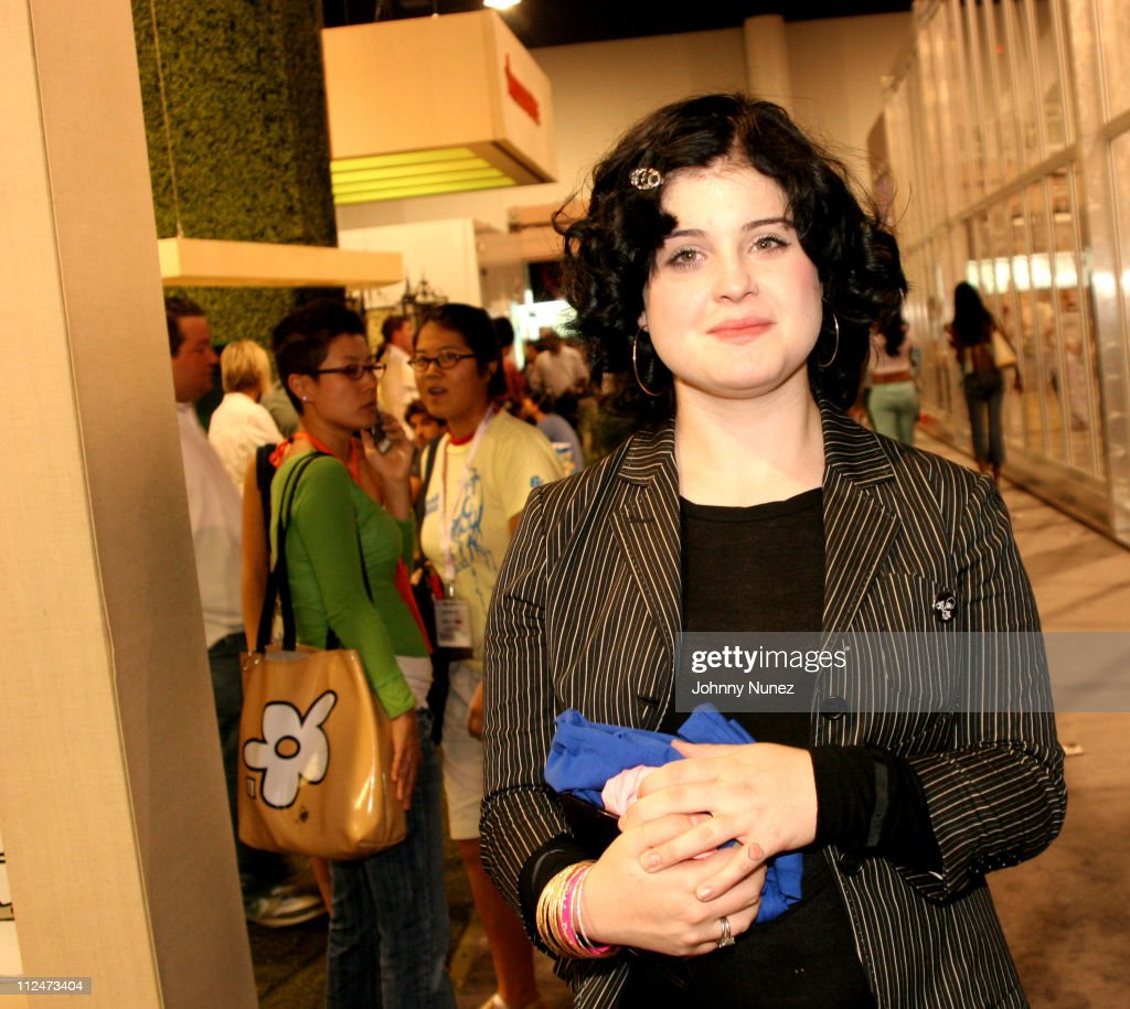 Kelly Osbourne during 2005 Magic Convention - Fall Season - Day 2 - Celebrity Sighting at Las Vages Convention Center in Las Vages, Nevada, United States.