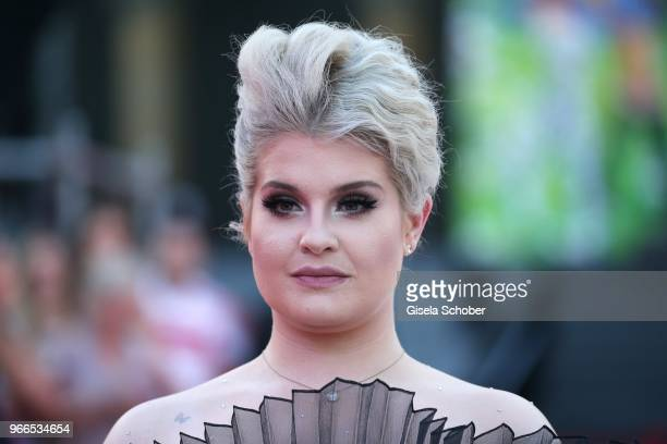 Kelly Osbourne during the Life Ball 2018 at City Hall on June 2 2018 in Vienna Austria The Life Ball an annual charity event raising funds for HIV...