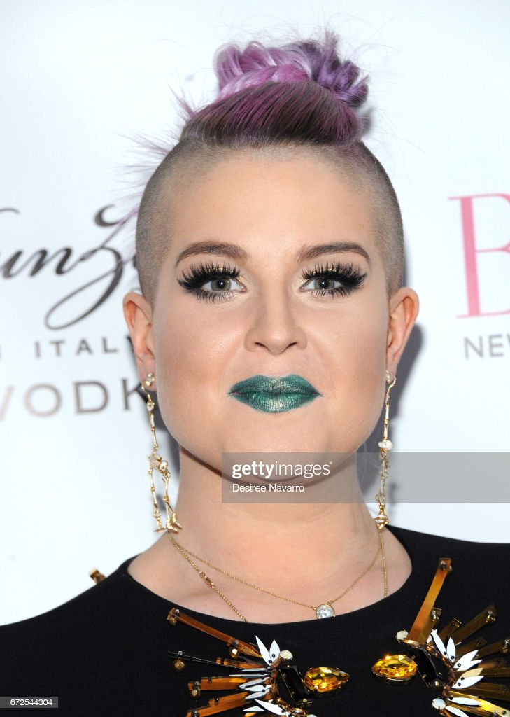 Kelly Osbourne hosts BELLA New York Spring Issue cover party at Bagatelle on April 24, 2017 in New York City.
