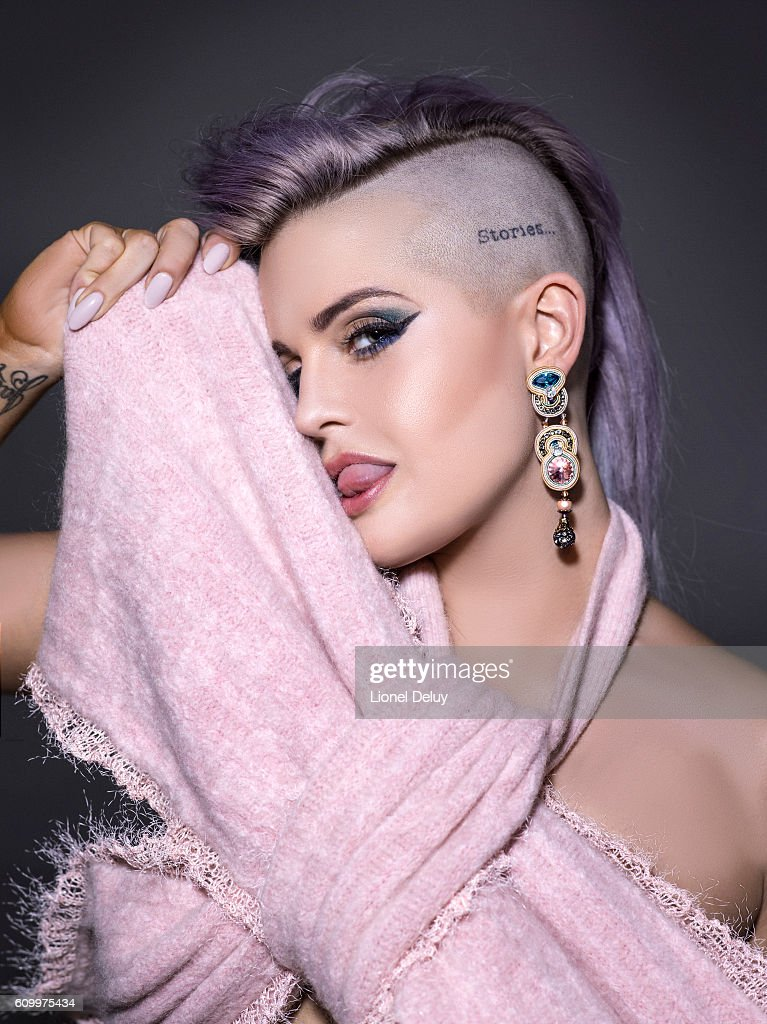 Kelly Osbourne, Rouge Magazine, September 21, 2016
