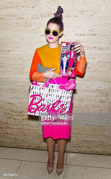 Kelly Osbourne is seen around Lincoln Center during Spring 2013 MercedesBenz Fashion Week on September 10 2012 in New York City
