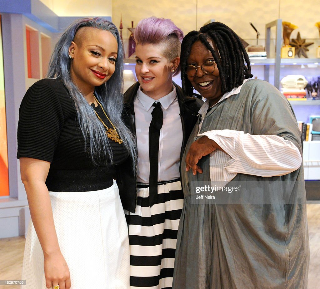 THE VIEW - Kelly Osbourne is the guest co-host today, Tuesday, August 4, 2015. Guests include Nancy Grace and Dr. Richard Besser on ABC's 'The View.' 'The View' airs Monday-Friday (11:00 am-12:00 pm, ET) on the ABC Television Network.