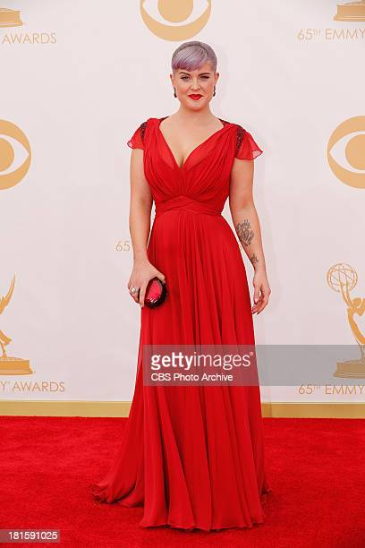Kelly Osbourne on the Red Carpet for the 65th Primetime Emmy Awards which will be broadcast live across the country 8001100 PM ET/ 500800 PM PT from...
