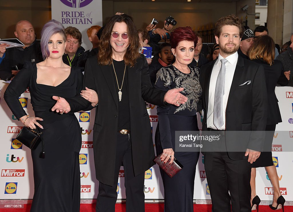 Pride Of Britain Awards - Red Carpet Arrivals : News Photo