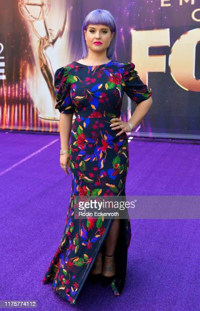 Kelly Osbourne poses for portrait at the 71st Emmy Awards Preview Day at Microsoft Theater on September 19 2019 in Los Angeles California